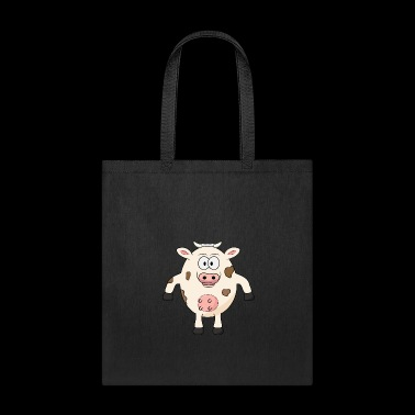 Fat Cow - Tote Bag