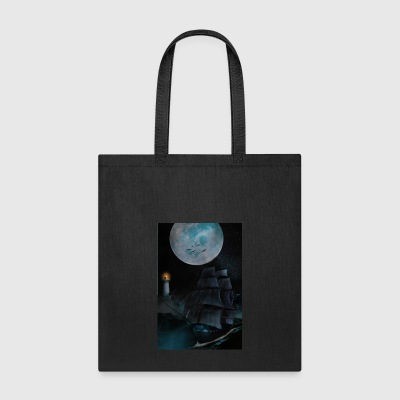Ghost Ship - Tote Bag