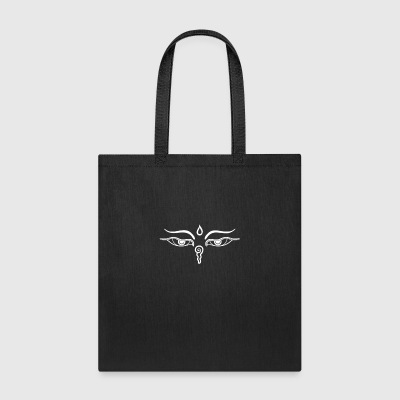 BUDDHA EYES WISDOM - Tote Bag