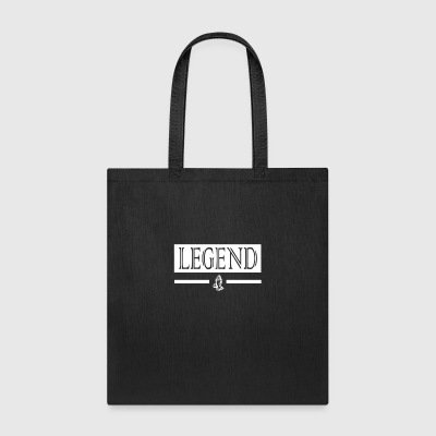 Legend - Tote Bag