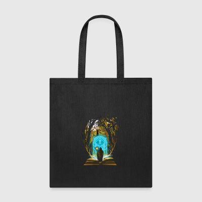 BOOK OF MAGIC AND ADVENTURES - Tote Bag