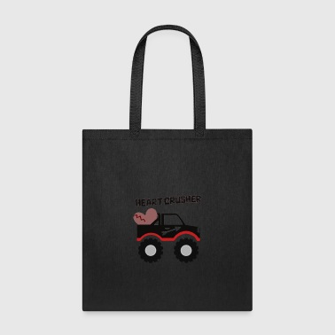 Heart crusher - Tote Bag