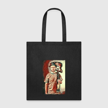 guitarist - Tote Bag