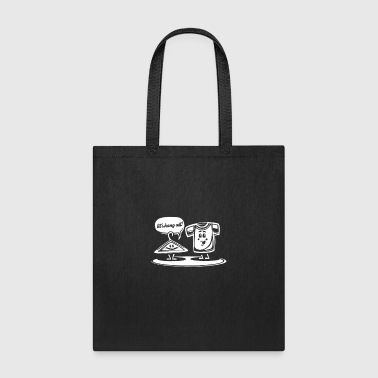 Let s Hang Out - Tote Bag