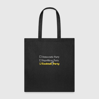 Cocktail Party Funny - Tote Bag