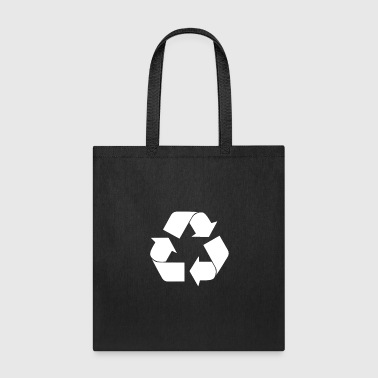 Recycle Symbol - Tote Bag