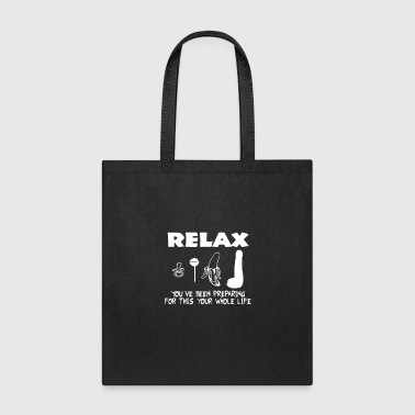 Relax Offensive Sex Toy Adult - Tote Bag