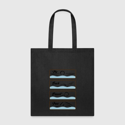 swim - Tote Bag