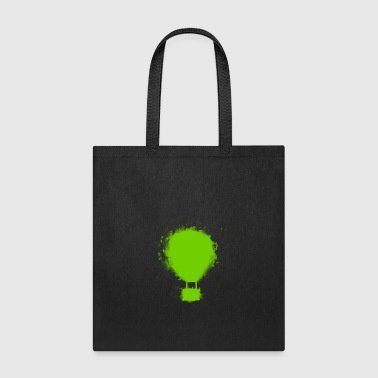 balloon green - Tote Bag