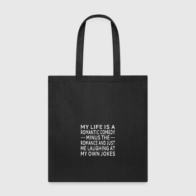 My Life Is A Romantic Comedy - Tote Bag