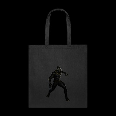 BLACK PANTHER - Tote Bag