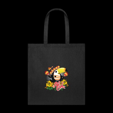 Customisable Toucan Tee - Tote Bag