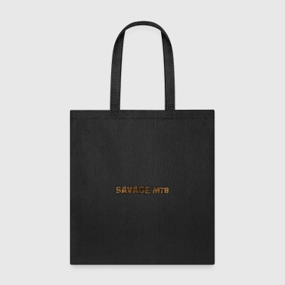 Savage dirt logo design - Tote Bag