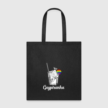 Gay Piranha - Tote Bag