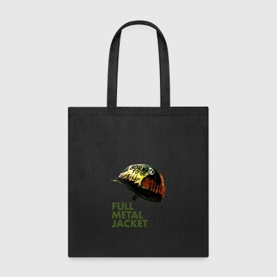 The Duality of Man - Full Metal Jacket - Tote Bag