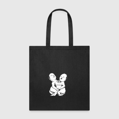 Siamese twins - Tote Bag