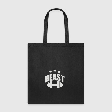 Beast In Training - Tote Bag