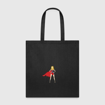 Confeda-Girl - Tote Bag