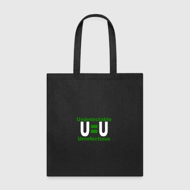 Undetectable Uninfectious Virus - Tote Bag