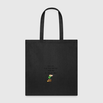 I want to spoil all my friends and family for Xmas - Tote Bag