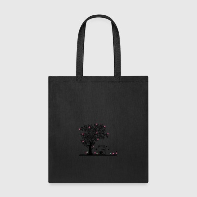 Elf in the glass - Tote Bag