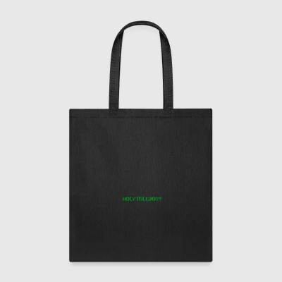 HOLY TOLEDO TEXT - Tote Bag