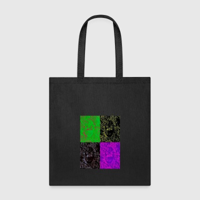 African Mask Night - Tote Bag