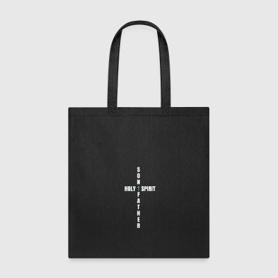 Father, Son, and Holy Spirit - Tote Bag