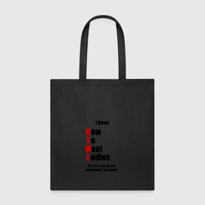 I Know HTML - Tote Bag