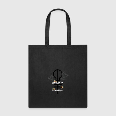 the sun wiil rise - Tote Bag