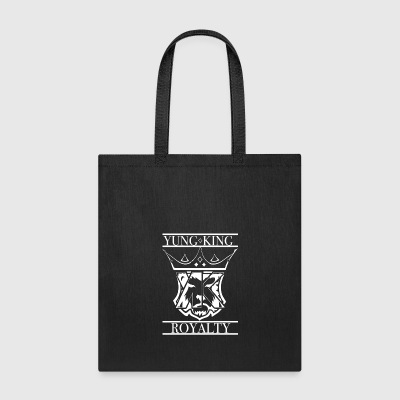 YK CREST WHITE - Tote Bag