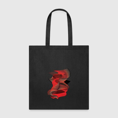 Red Night - Tote Bag