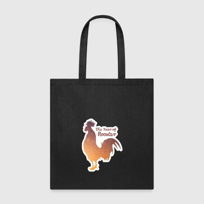 Year of Rooster - Tote Bag