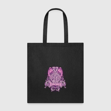 pink_elephants - Tote Bag