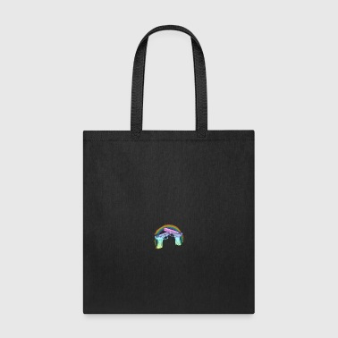 Rainbow guns - Tote Bag