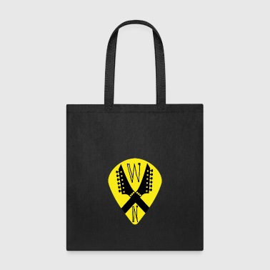 Noise Yellow Pick - Tote Bag