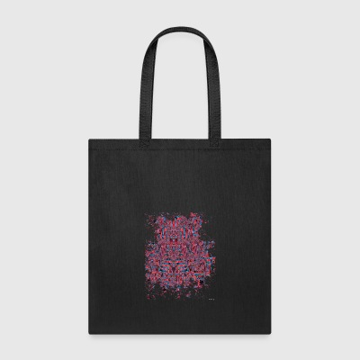 Psychedelic Labyrinth - Tote Bag