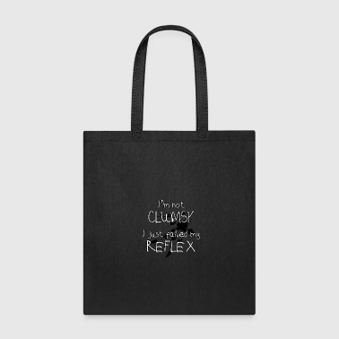 Not Clumsy - Tote Bag