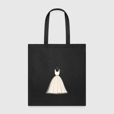 Wedding Dress - Tote Bag