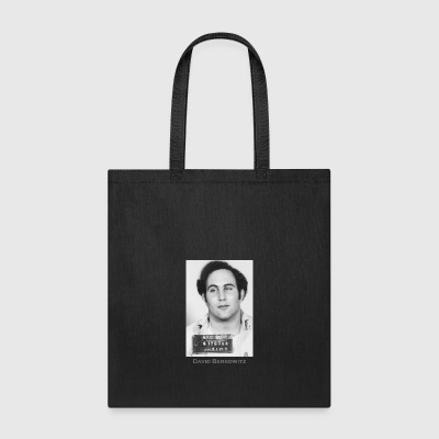David Berkowitz Serial Killer Mugshot - Tote Bag