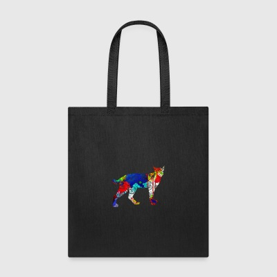Bobcat Shirt - Tote Bag