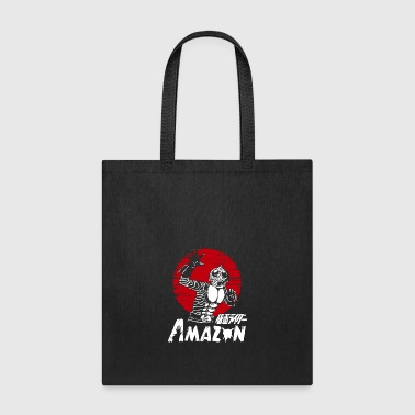 MASKED KAMEN RIDER AMAZON - Tote Bag