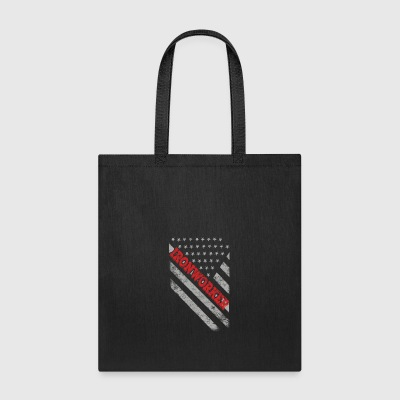 Ironworker Flag - Tote Bag