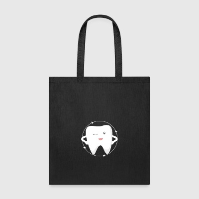 tooth lover - Tote Bag