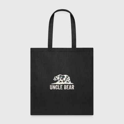Uncle bear - Tote Bag