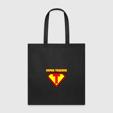 super teacher - Tote Bag