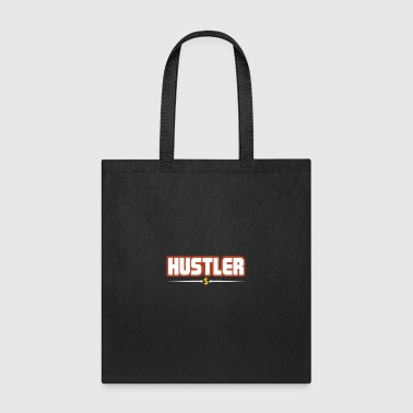 hustler t-shirt - Tote Bag