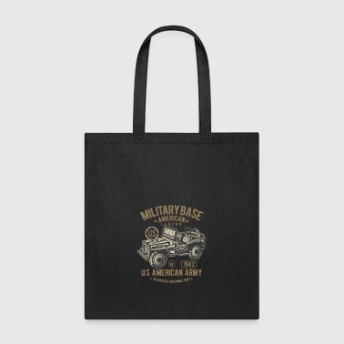 JEEP AMERICAN ARMY - Tote Bag