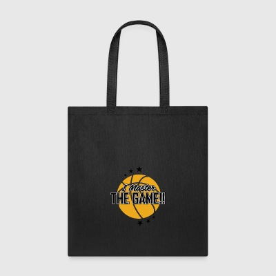 I master the game!! - Tote Bag