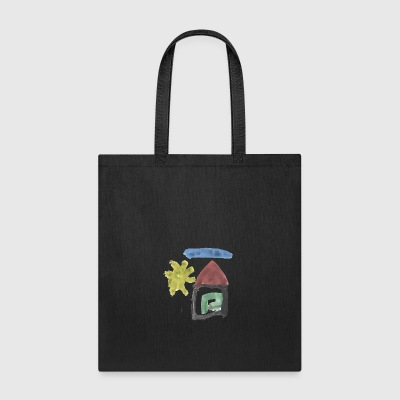 house in the sun - Tote Bag